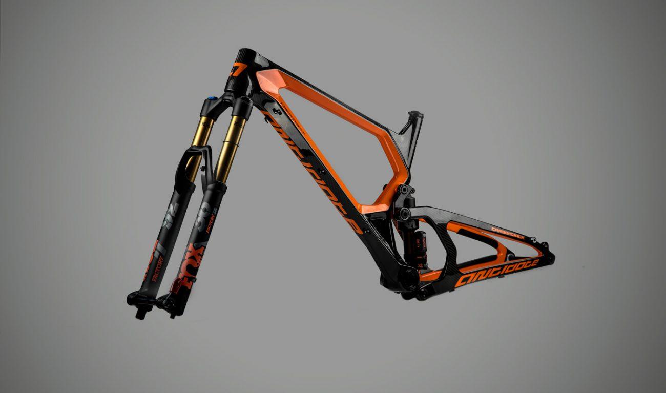 Carbonjack orange