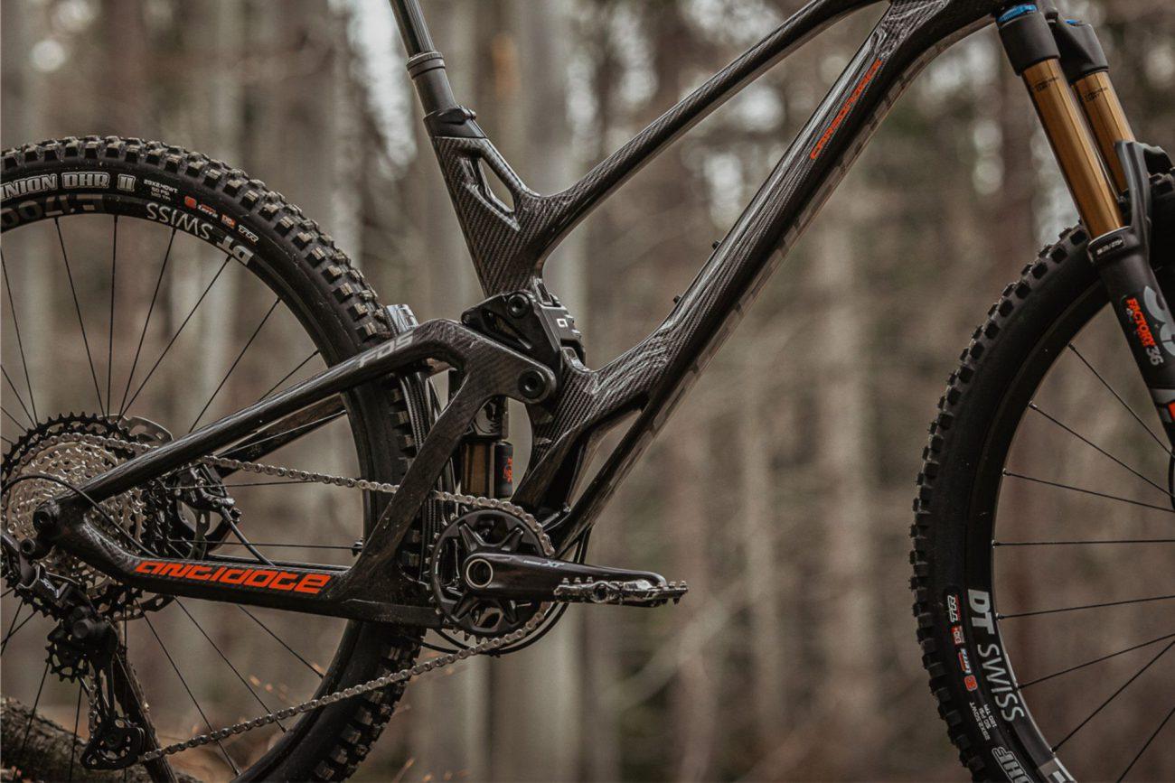 Carbonjack Bike 29''