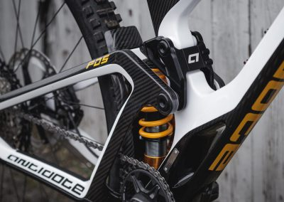 Black & White Custom Bike Antidote (1)