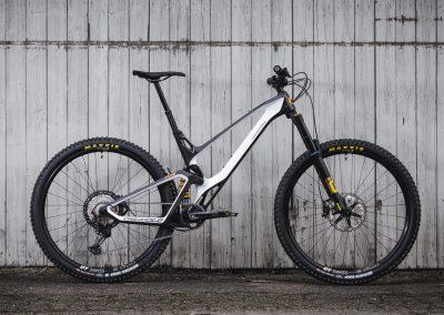 Black & White Custom Bike Antidote (2)