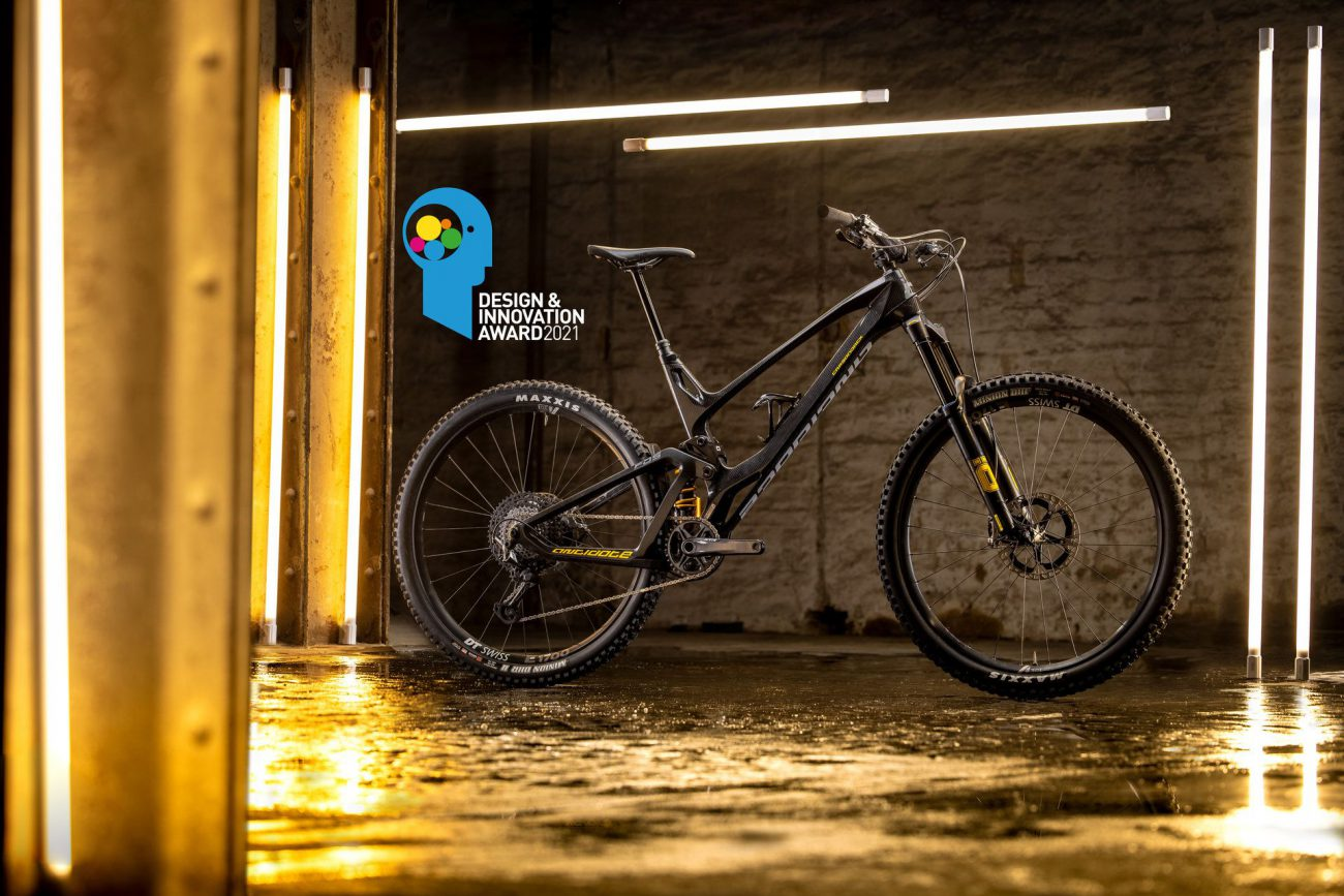 Design & Innovation Award2021 for Carbonjack 29''
